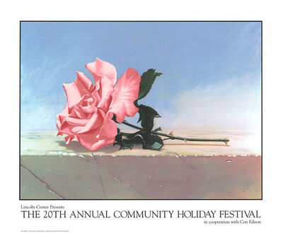 John Kelley, 'Andalusia Rose', 1990