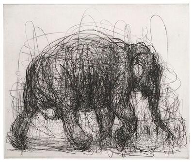 Susan Siegel, 'Elephant', 2018