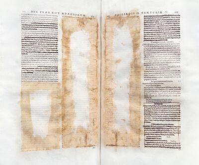 Milagros de la Torre, 'Censored V', 2000