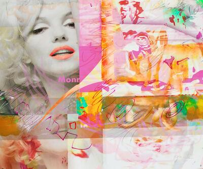 Lenner Gogli, 'Gorgeous Marilyn V', 2015