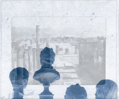 F&D Cartier, 'Pompeii Kaunas from the series Grand Tour Revisited', 2014