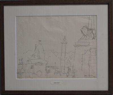 Jean Dufy, 'Paris, la place de la Concorde', 1924