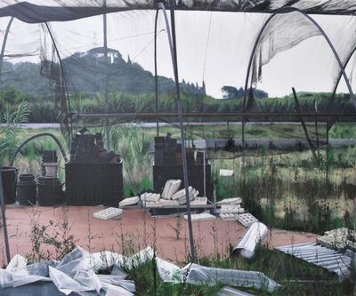 Paul Vergier, 'Trois arceaux', 2020
