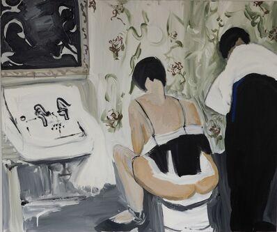 Claudia Baez, 'Brassaï- Washing up in a Brothel, Quincampoix Street, Paris c. 1932', 2019