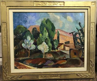 Jozef Bakos, 'Cerrillos', 1930