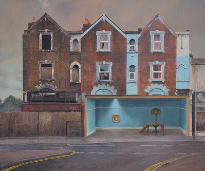 Andrew McIntosh (Mackie), 'Tod und Feuer', 2019