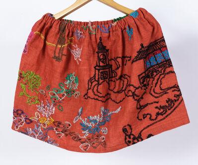 Ethel Revita, 'Untitled (Tea Garden Embroidery)', 2018