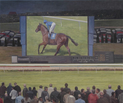 Shane Jones, 'Night Racing', 2014