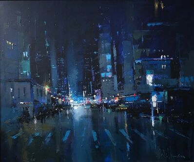 Peter Wileman, 'The City That Never Sleeps II', 2018