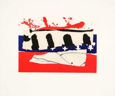 Robert Motherwell, 'French Revolution Bicentennial Suite lll', ca. 1988
