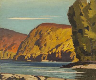 Alfred Joseph Casson, 'Otter Lake', 1937