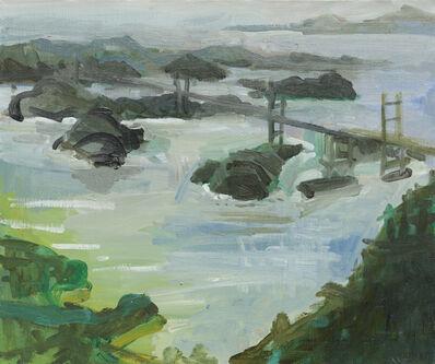 Armando Seijo, 'Honshu-Shikoku Bridge II', 2017