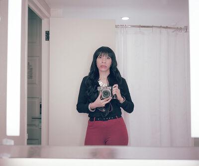 Rashayla Marie Brown, 'Wig Karma (After Adrian Piper)', 2015
