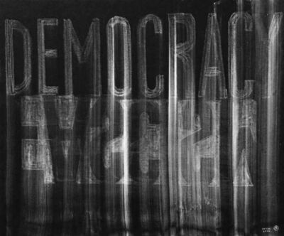 Sutee Kunavichayanont, 'Democracy 1', 2016