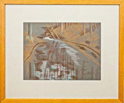 Lois Dodd, 'Untitled landscape', 1990