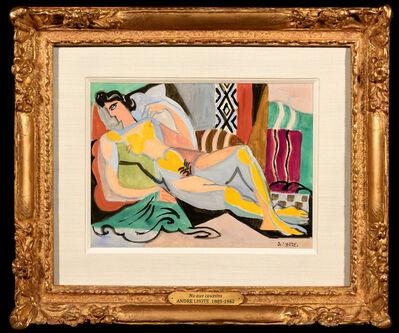 André Lhote, 'Nu aux coussins', 1900-1960