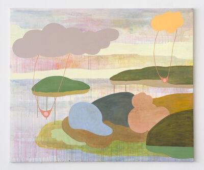 Carin Ellberg, 'Okända landskap 5', 2012