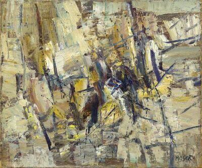 Wilfrid Moser, 'Untitled', Circa 1955