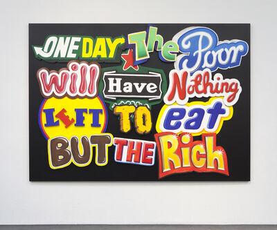 Jani Leinonen, 'One Day', 2011