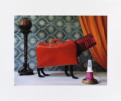 Thorsten Brinkmann, 'Der klassische Fourleg - Ernie, Portraits of a Studiodog', 2011