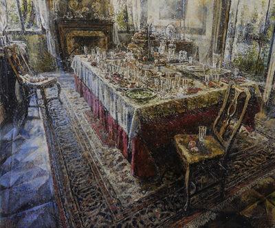 Raffaele Minotto, 'Il banchetto', 2019