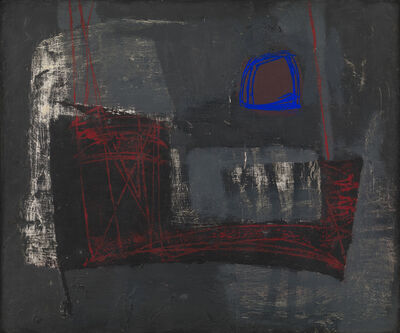 John Wells, 'Painting 1959', 1959