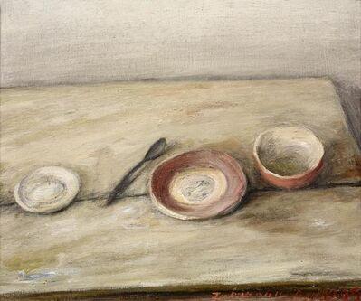 Klaus Fussmann, 'Stillleben', 1975