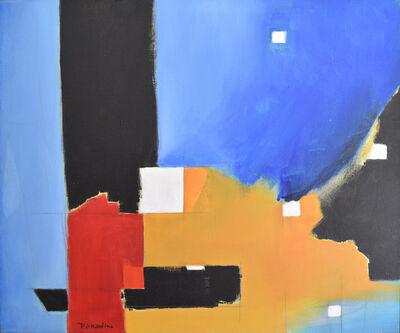 Myrta Palladino, 'Abstracto X', 2017