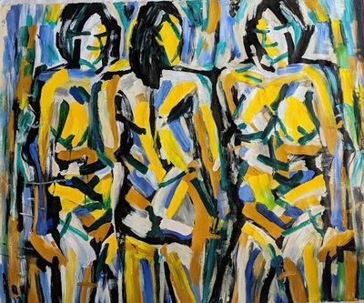 Tran Luu Hau, 'Three Nudes ', 2013
