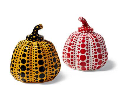 Yayoi Kusama, 'Kusama Pumpkins (Set of Two)', 2015