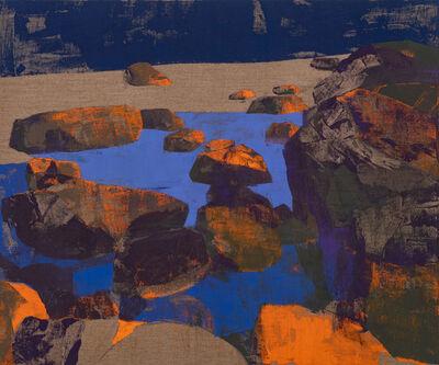 Eric Dever, 'L'Heure Bleue', 2020