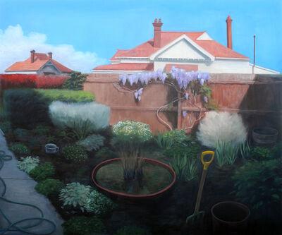 Kristin Headlam, 'Me, the Gardener', 2001