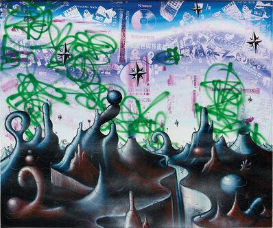 Kenny Scharf, 'Staticspace', 2006