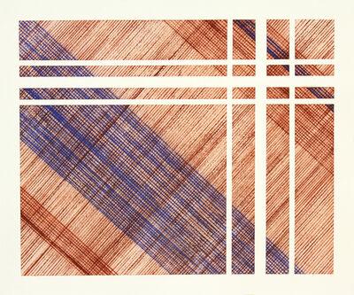 Ryan Carrington, 'Chalk Line Drawing #20', 2019