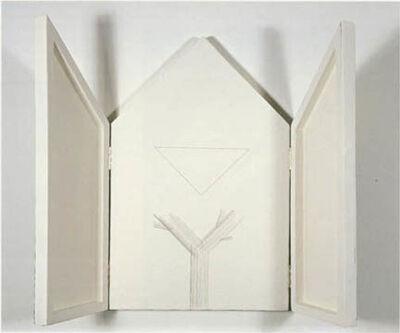 William Tillyer, 'Falling Pinnacle', 1961