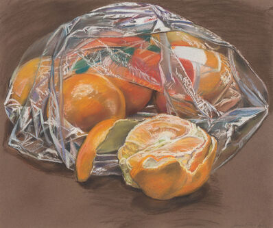 Janet Fish, 'Oranges', 1972