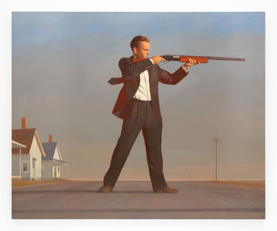 Bo Bartlett, 'The American', 2016