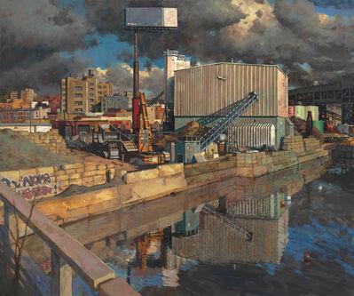 Derek Buckner, 'Scrap Metal Yard, Gowanus Canal'