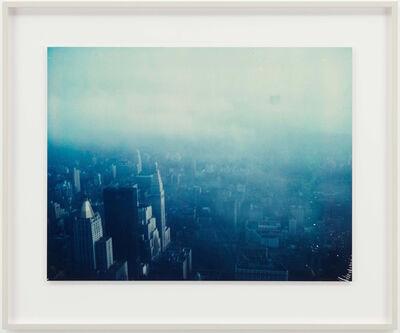 Wim Wenders, 'World Trade Center in the Mist', 1973
