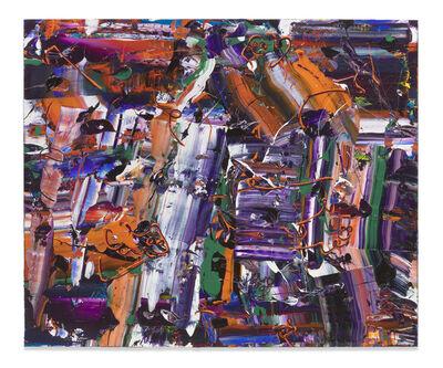 Michael Reafsnyder, 'Purple Machine', 2019