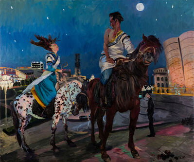 Liu Xiaodong, 'Diary of An Empty City 03', 2015