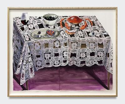 Nikki Maloof, 'The Tablecloth', 2020