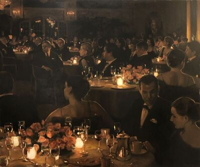 Paul Oxborough, 'The Palace Ballroom', 2000