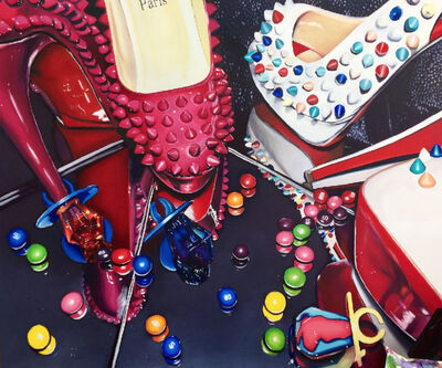 Julia Ryan, 'Skittles & Chanel', 2017