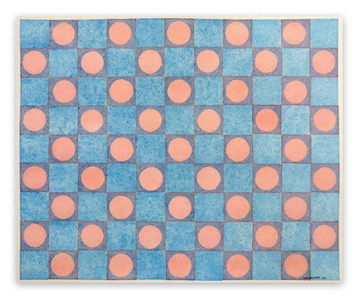 Jeremie Iordanoff, 'Untitled  755 (Abstract work on paper)', 2020