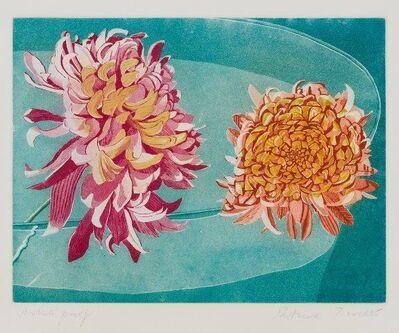 Patrick Procktor, 'Chrysanthemums', 1975