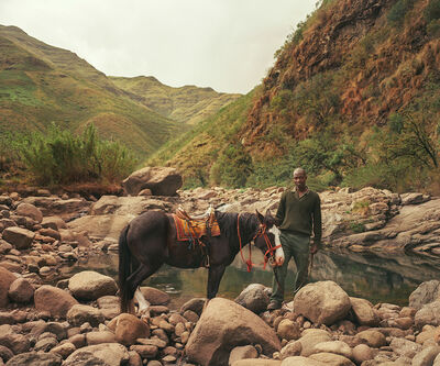LM Chabot, 'National Park Guide One, Lesotho', 2016
