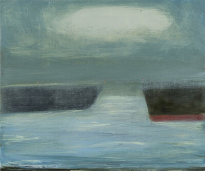 Kathryn Lynch, 'Two Boats', 2015