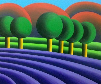 Oleg Khvostov, 'Provence Landscape', 2016
