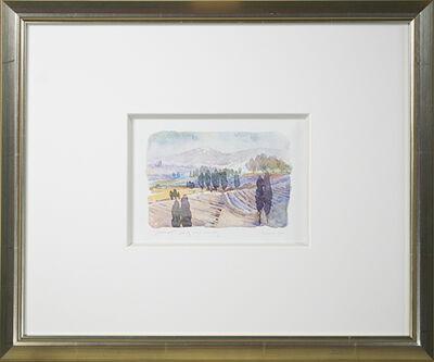 Craig Lueck, 'Piedmont, Italy - Wine Country', 2003